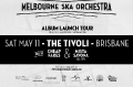 2013 MSO Album Launch Brisbane