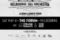 2013 MSO Album Launch Melbourne