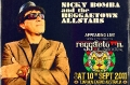 Reggaetown 2011 - Nicky Bomba AllStars