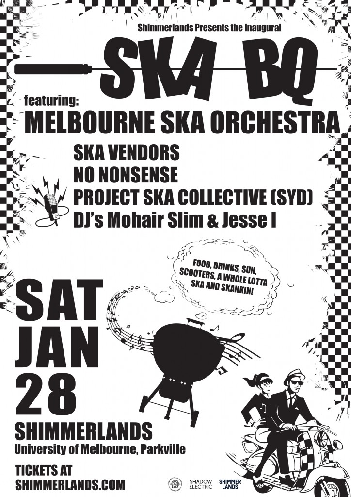 Melbourne SKA-BQ